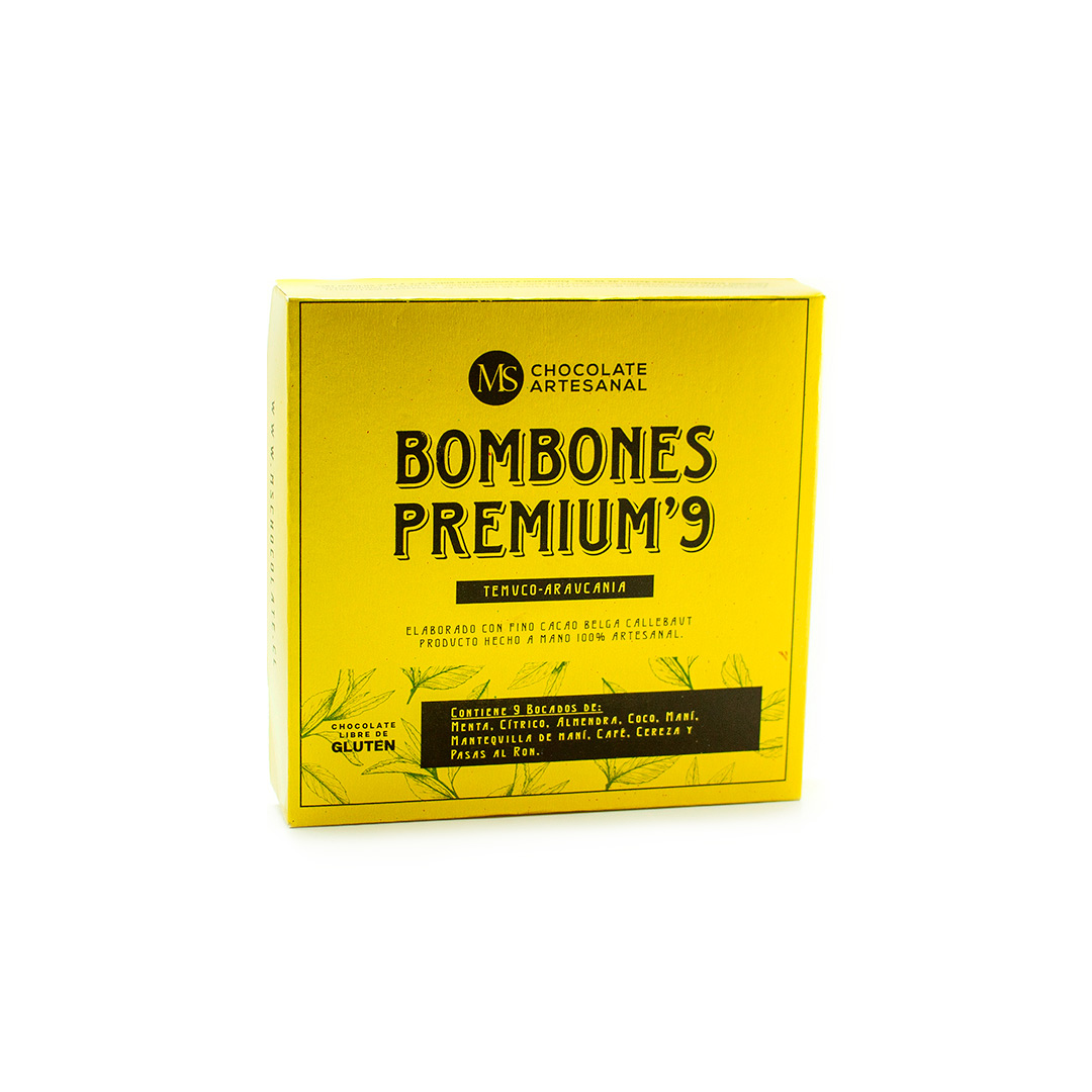 bombones ms chocolate