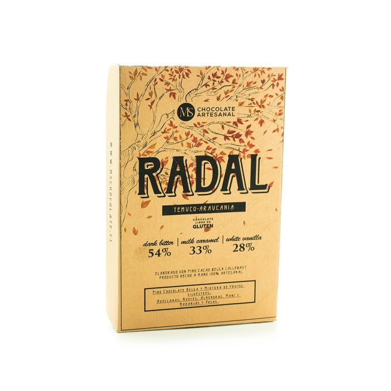 radal ms chocolate