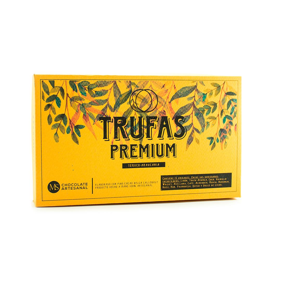 trufas ms chocolate